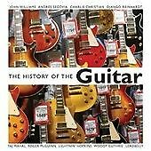 The History of the Guitar, Various Artists, Very Good