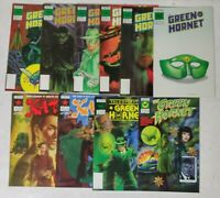 NOW-Kato 1,2-Green Hornet 1-(1991)-5,7,8,9,10,11-(1989)-Tales of Green Hornet 1