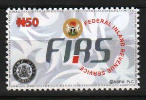 2021 Nigeria - New Stamp Duty Stamp - N50  NHM