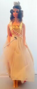 Miss America Barbie Doll 1972 w Original Costume Vintage