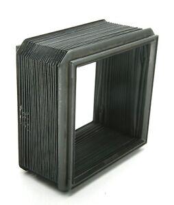 """Sinar Original (Swiss Made) 4x5"""" Regular Bellows. Good For Cameras Or Lens Hood."""