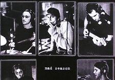 Matchbox Twenty 2000 Mad Season B/W Original Promo Poster