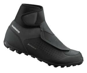 Shimano MW5 Winter Mountain Bike MTB Cycling Shoes Black - 45 (US 10.5) SH-MW501