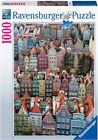 Ravensburger Gdansk Poland, 1000pc Jigsaw Puzzle