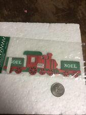 Craft Christmas Train Garland