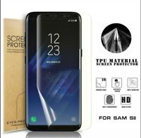Samsung Galaxy S8 Screen Protector | scratch resistance series protection