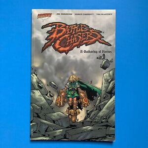 Battle Chasers: A Gathering of Heroes by JoeMadureira (Wildstorm TPB OOP 1999)