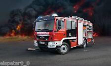 MAN TGM / Schlingmann HLF 20 Varus 4x4, Revell Auto Modelo Kit 1:24 , 07452