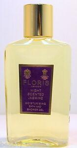 Floris London NIGHT SCENTED JASMINE 150 ml Bath Shower Gel