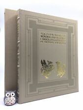 EASTON PRESS Alice's Adventures in Wonderland Carroll Deluxe Limited DLE Rackham