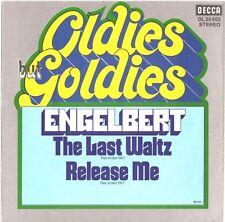 "Vinyl-7""-Cover # only Cover # Engelbert # The Last Waltz # 1973 # m- # RI # ObG"