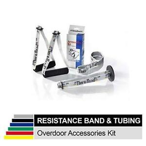 Theraband Elastic Resistance Bands and Tubing Overdoor Original Version