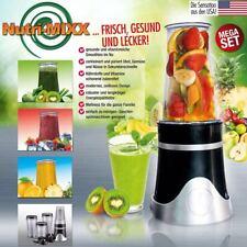 Nutri Mixer Küchenmaschinen-Set  Smoothie Maker  11tlg. Standmixer