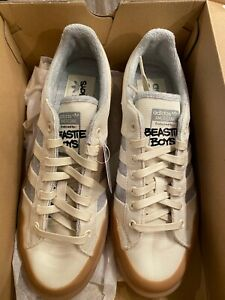BEASTIE BOYS PAULS BOUTIQUE ADIDAS AMERICANA SNEAKERS SIZE 9.5 RARE MIKE D MCA