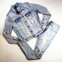 Hudson outerwear mens 2p set 100% AUTHENTIC SIZE LARGE JACKET & JEANS SIZE 32