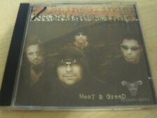 SpineGrinder - Meat & Greed / CD / Praga Khan - New Beat Metal