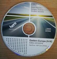 CD di Navigazione rt4 rt5/Europa dell'est West 2016 CZ PL H SK SLO/CITROEN c5 PEUGEOT