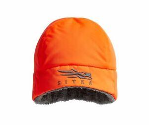 Sitka Ballistic Beanie Blaze Orange