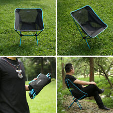 Portable Lightweight Folding Camping Chair Outdoor Beach Hiking Seat Backpacking