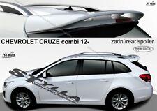 Spoiler Rear Roof Chevrolet Cruze Avant Estate Combi Wing Accessories