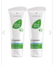 (49.98€/1l) 2 mal  250 ml LR Aloe Vera Shower Gel
