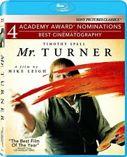 Mr. Turner Bilingual [Blu-ray]