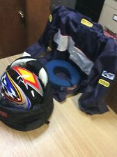Pre Owned Racing Safety Equipment And Helmet
