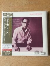 SHM SACD Bill Evans - Sunday at the Village Vanguard Japan 1st release NEU MINT