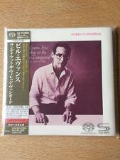 SHM SACD Bill Evans - Sunday at the Village Vanguard Japan OOP NEU MINT