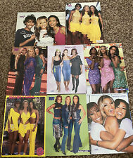 Destiny's Child Beyoncé Teen Magazine Pinups Posters Clippings Lot Articles #1