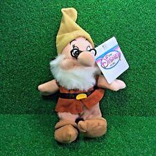 NEW Disney Exclusive Snow White & The SEVEN Dwarfs DOC Plush Toy SHIPS FREE