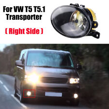 For VW T5 T5.1 Transporter Front Fog Spot Light Lamp Right O/S 2010 Up+FREE BULE