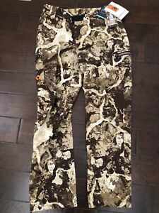 NEW First Lite Guide Pants Lite 36x32 Cipher NWT hunting Pant