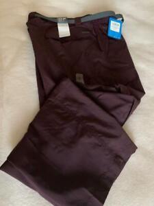 "COLUMBIA Omni-Shade Silver Ridge Convertible Pant Men's SZ 42 X 30"" $45 NWT $60"