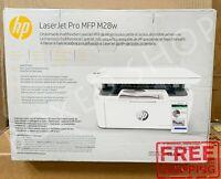 BRAND NEW HP LaserJet Pro MFP M28w Printer (W2G55A)