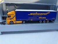 Actros 11  schuon INTERMODAL / Megaliner  72221 Haiterbach 933414 Exclusiv Serie