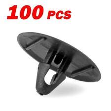 100pcs Fender Clips Fender Cowl Panel Hood Insulation Clips for Toyota Corolla