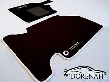 tappetini SMART FORTWO W451 tappeti,tapis de sol,alfombras,NO ORIGINAL ..