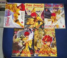 Saint Seiya épisode G: les origines des chevaliers du zodiaque Lot 5  Mangas VF