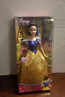 Disney Princess Sparkle Princess Snow White Mattel 2004 Barbie w/ Ring