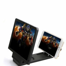 Newest Mobile Phone Screen Magnifier Eyes Protection Display 3D Video Screen Amp
