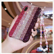 Crystal Rainbow Bling Phone with Charm Glitter Diamond For Various Phone Case