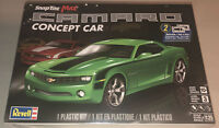 Revell Chevy Camaro Concept Car 1:25 scale Snaptite Max model car kit new 1527