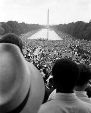 "New 11x14 Photo: Martin Luther King March on Washington, ""I Have a Dream"" Speech"
