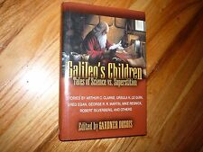 Galileo's Children Gardner Dozois, George R.R. Martin 1st Signed
