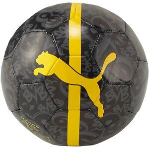 PUMA BVB Borussia Dortmund ftblCore Fan Ball Mini PUMA schwarz Fußball 083383