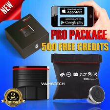 OBDeleven NEXT GEN UNLTIMATE OBD2 Bluetooth Diagnostic Scan Tool For Android IOS