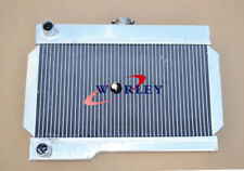 3 Core All Aluminum Radiator for ROVER MG MGB GT MT NIB