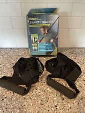 SPRI Gravity Suspension Weight Trainer- Door system home workout exercise