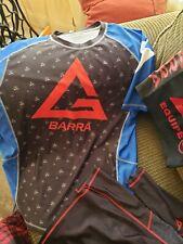Gracie Barra Rash Guard's & Shorts